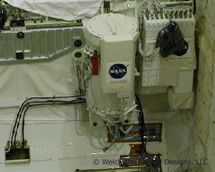 Simplesat Optical Microsatellite